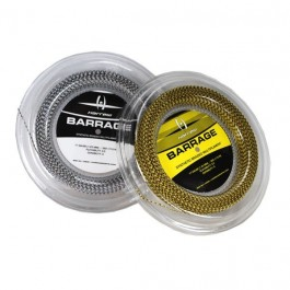 Harrow Barrage Squash White Black Reel
