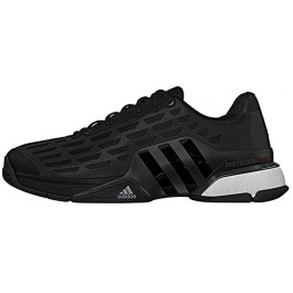 Adidas Mens Barricade Boost 2016 Black Tennis Shoe