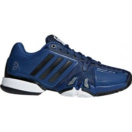 Adidas Mens Novak Pro Navy Tennis Shoe