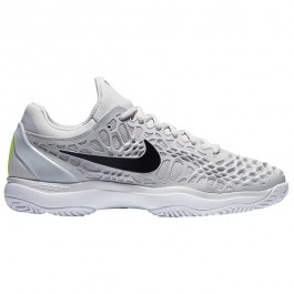 Nike Mens Zoom Cage 3 Vast Tennis Shoe
