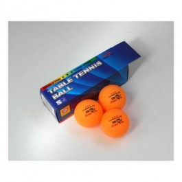 Double Fish Table Tennis Ball 3 Pack