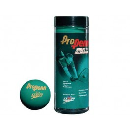 Pro Penn Green Racquetballs