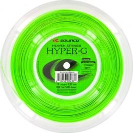 Solinco Hyper G 16g Reel Tennis String Lime
