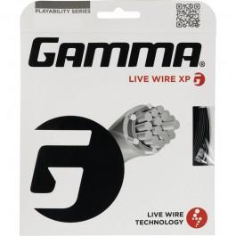 Gamma Live Wire 16 Tennis String Set