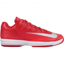 Nike Lunar Ballistec 1.5 Red Tennis Shoe