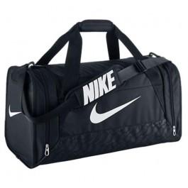 Nike Medium Duffle Bag Black