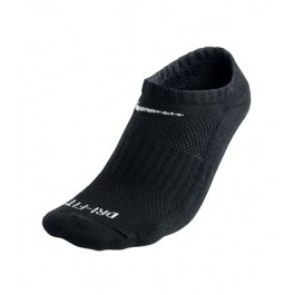 Nike Performance Quarter Mens Socks Black