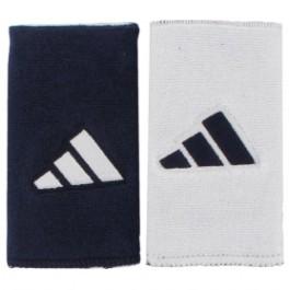 Adidas Reversible Long Wristbands Navy/White
