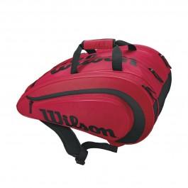 Wilson Rak Pak Bag Red