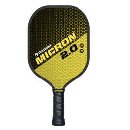 Gamma Micron 2.0 Pickleball Paddle Front View