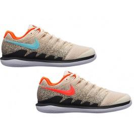 Nike Mens Zoom Vapor X Cream Tennis Shoe