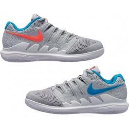 Nike Womens Zoom Vapor X Wolf Tennis Shoe