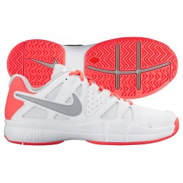 Nike Womens Air Vapor Advantage Lava Tennis Shoe