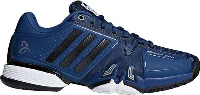 on sale eb261 315e6 Adidas Mens Novak Pro Navy Tennis Shoe