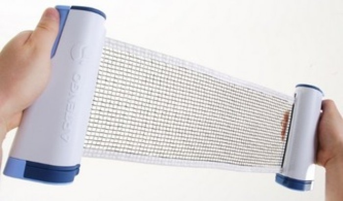 Retractable Table solow sports retractable table tennis net