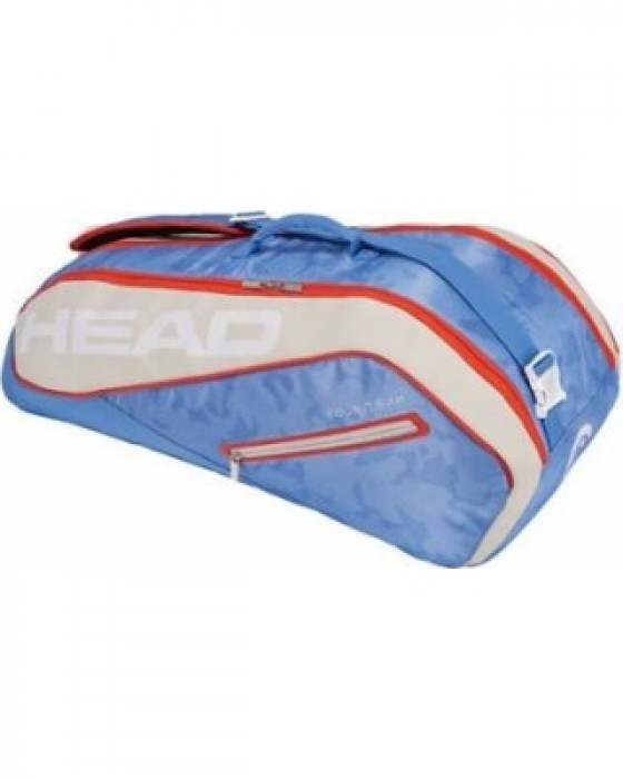 Head 6 Combi Pack Team Solow Blue Tour Light Sports YIf7vbgy6