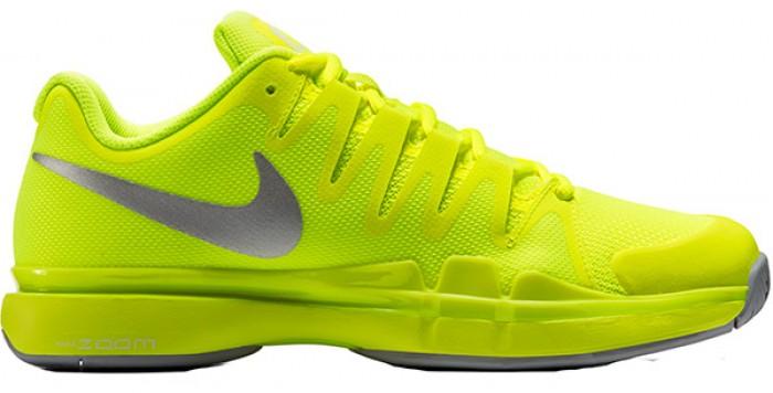 nike tennis shoes yellow