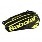 Babolat Pure 6 Pack Yellow Tennis Bag