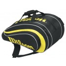 Wilson Rak Pak Bag Yellow Paddle Bag