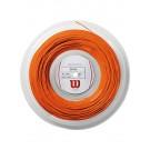 Wilson Revolve Orange 16g Reel Tennis String