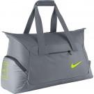Nike Court Tech 2.0 Duffle Silver Tennis Bag