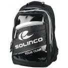 Solinco Pro Black Backpack