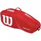Wilson Team 3 Pack Red Tennis Bag