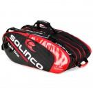 Solinco Tour Team 6 Pack Bag- Front