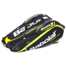 Babolat Aero Racquet Holder 9-Pack 2013 Black/Yellow