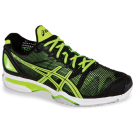 Asics Men's Gel-Solution Speed Tennis Shoe Black/Yellow