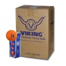 Viking Extra Duty Platform Tennis Balls Orange (Case)