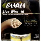 Gamma Live Wire 16 String Set Package