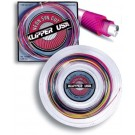 Klipper Rainbow Synthetic Gut 15L Reel