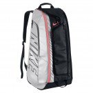 Nike Court Tech 1 Racquet Bag 12 Pack Lava Tennis Bag