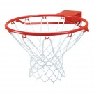 Nylon Basketball Hoop Net White
