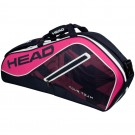 Head Tour Team 3 Pack Pink Tennis Bag