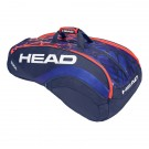 Head Radical Monstercombi 12 Pack Blue Tennis Bag