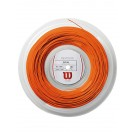 Wilson Revolve Orange 16g Reel Tennis String