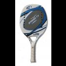 Beach Tennis USA T3 Smash Blue Beach Tennis Paddle