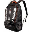Head Tour Team Backpack Black Tennis Bag