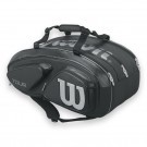Wilson Tour V 15 Pack Black Tennis Bag