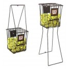 Wilson 75 Ball Pickup Basket Hopper