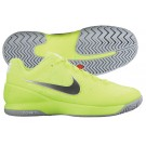 Nike Womens Zoom Cage 2 Yellow Tennis Shoes