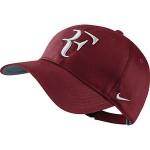 Nike RF Roger Federer Hybrid Hat Team Red
